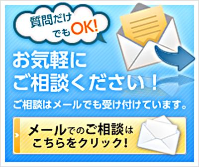 メール問合せ